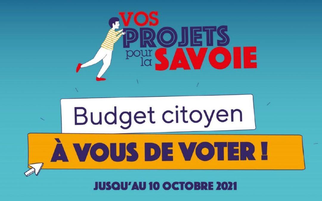 Budget citoyen de la Savoie – Votez pour les projets de Bessans